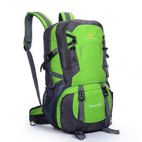 Flame Horse 40L Outdoor Hiking Backpack - Camp Champs Club