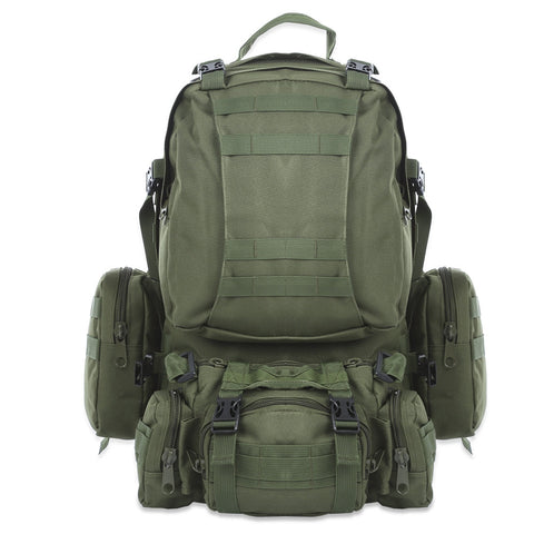 Free Knight 50L Molle Tactical Backpack - Camp Champs Club