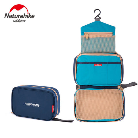 NatureHike Large Capacity Portable Travel Toiletry - Camp Champs Club