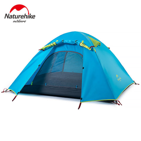 NatureHike 3-4 Person Double Layer Tent - Camp Champs Club