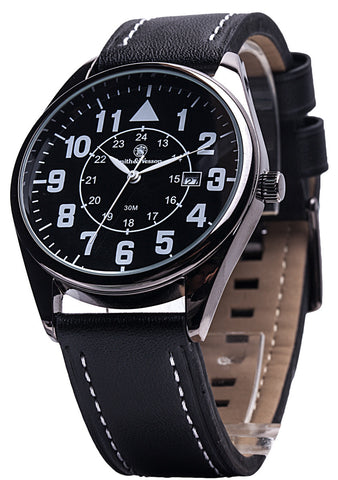 Smith & Wesson Calibrator Watch - Black - Camp Champs Club