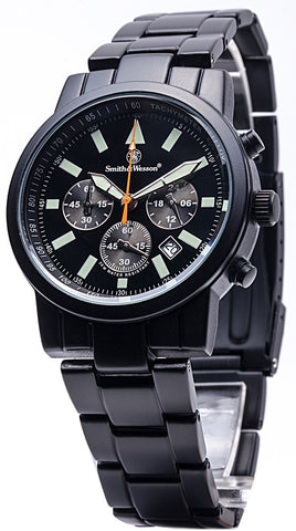 Smith & Wesson Pilot Watch - Chronograph - Camp Champs Club