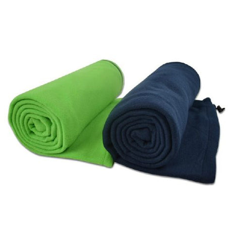 Outdoor Ultralight Fleece Sleeping Bag - Camp Champs Club