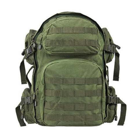 NcStar Tactical Backpack Green - Camp Champs Club