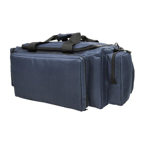 Vism By Ncstar Expert Range Bag/Blue With Black Trim - Camp Champs Club