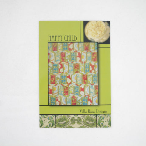 Villa Rose 6FQ Pattern - Happy Child