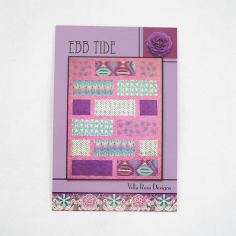 Villa Rose 6FQ Pattern - Ebb Tide
