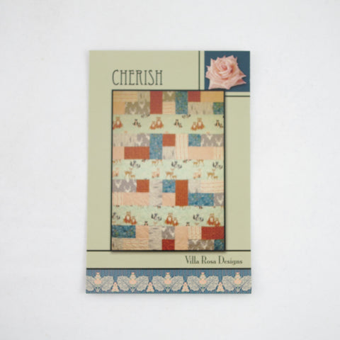 Villa Rose 6FQ Pattern - Cherish