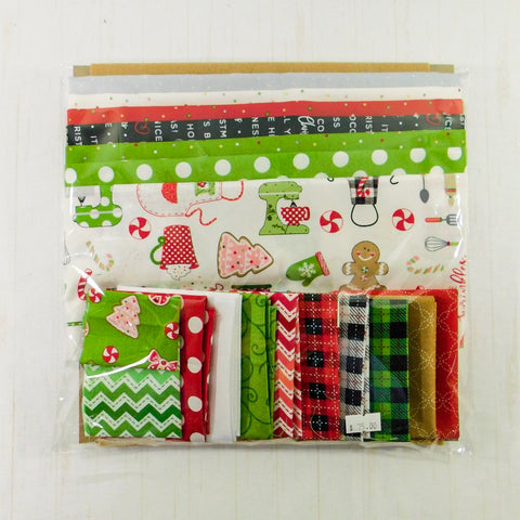Cindy-rella's Bench Buddy Fabric Kit - Kimberbell Designs - Ginger's Kitchen