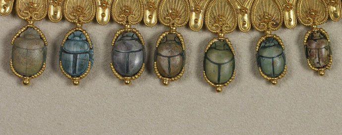The History Of Egyptian Jewelry