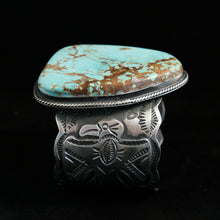 mens turquoise cuff bracelets