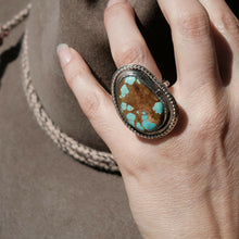 Belle Waters Turquoise Ring