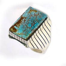 Navajo Ray Jack Turquoise Ring