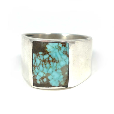 turquoise rings mens