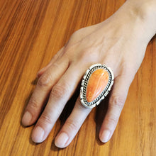 Large Native American Ring