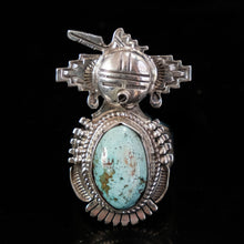 Native American Kachina Ring