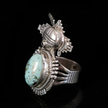 Dry Creek Turquoise Ring