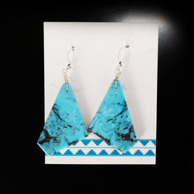 Turquoise Boho Earrings