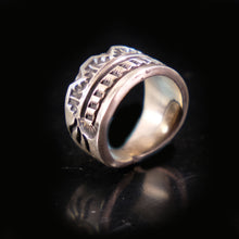 Mens native american ring