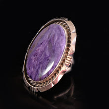 Native American Sugilite Ring