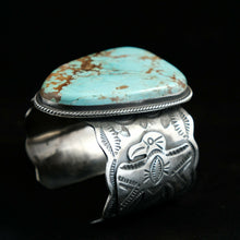 mens sterling silver turquoise cuff bracelets