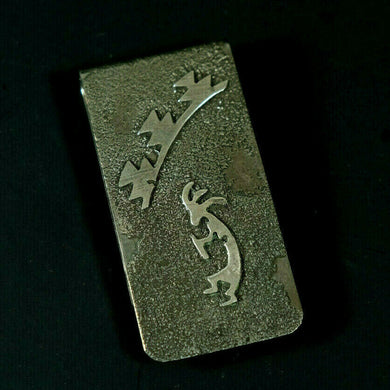 Native American Money Clip