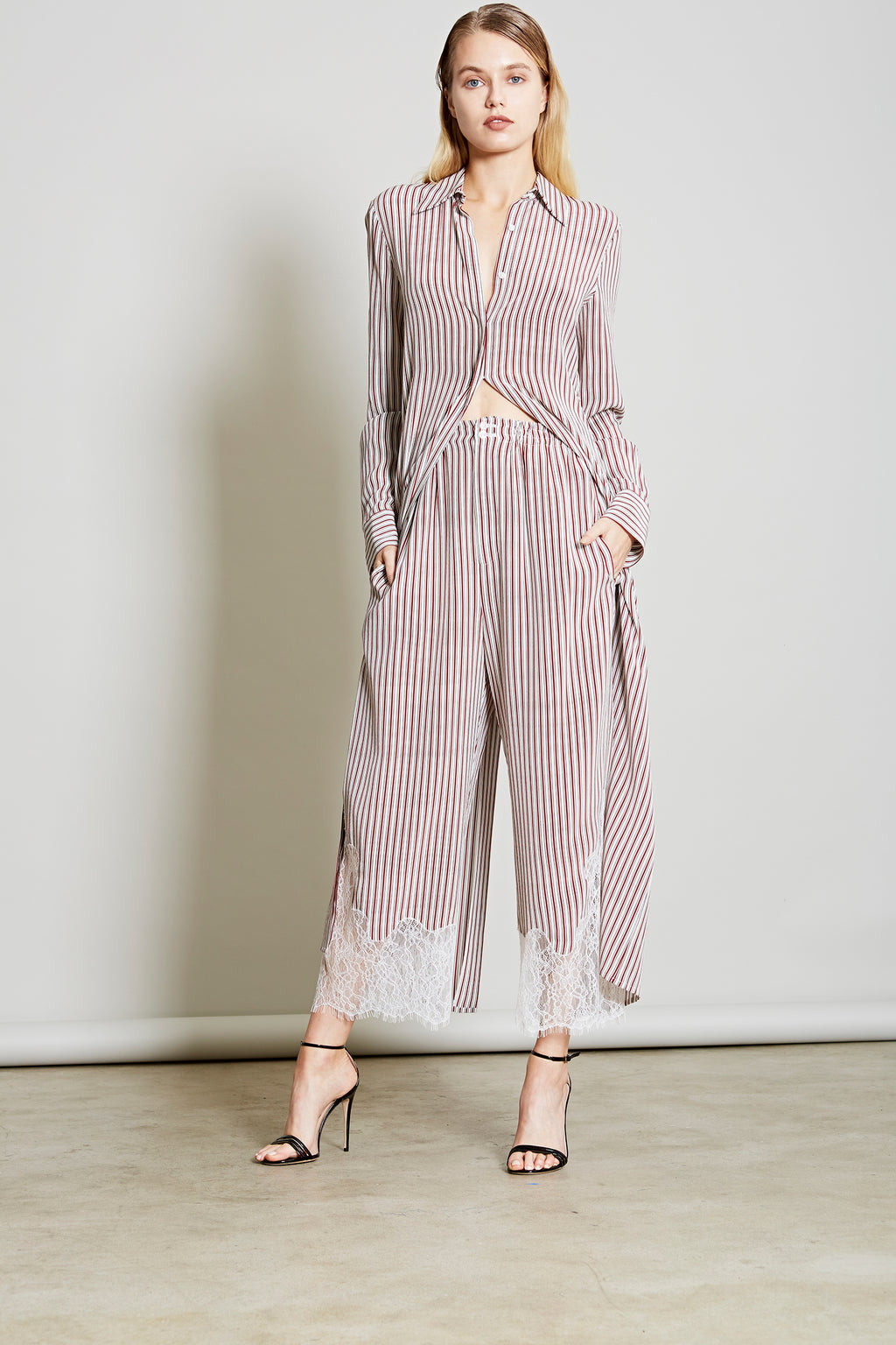 Robert Rodriguez Studio Resort 2018 Button Up Long Shirt