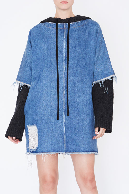 Robert Rodriguez -Denim Dress - Fall 2017