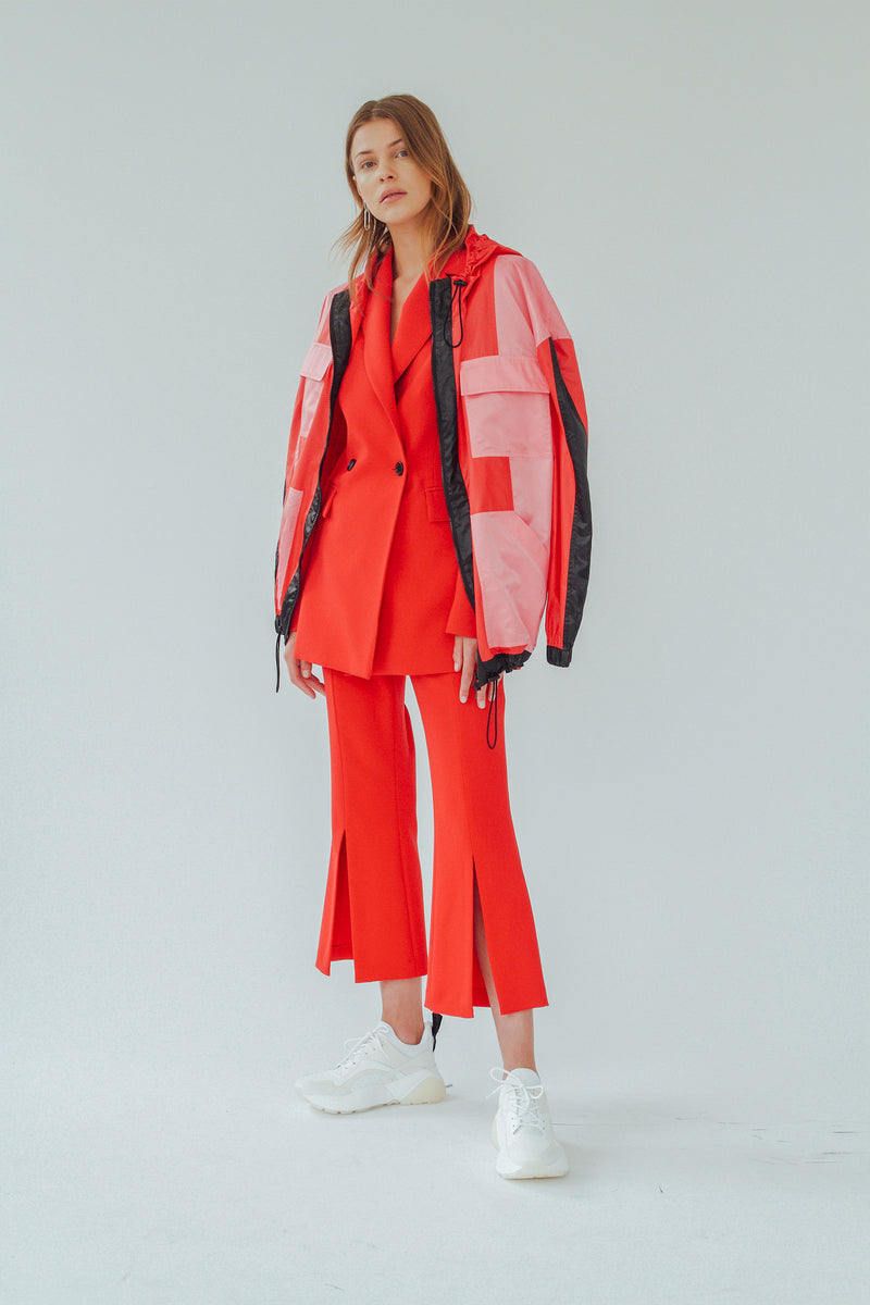 Robert Rodriguez Studio Celeste Color Block Jacket