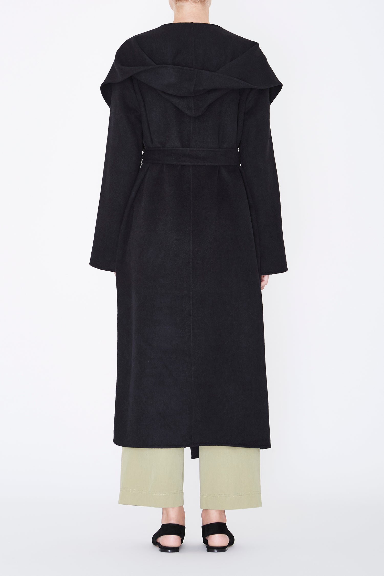 Robert Rodriguez Hooded Coat - Fall 2017