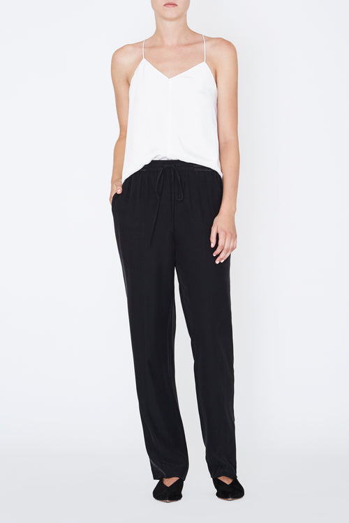 PIN TUCK EASY PANT