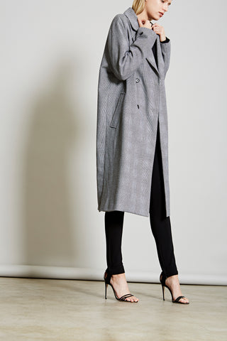 ROUCHED BLAZER