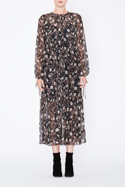 ROBERT RODRIGUEZ STUDIO TIERED PEASANT DRESS