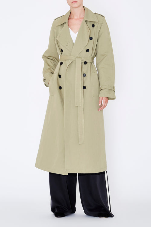 Robert Rodriguez -Trench Coat - Fall 2017
