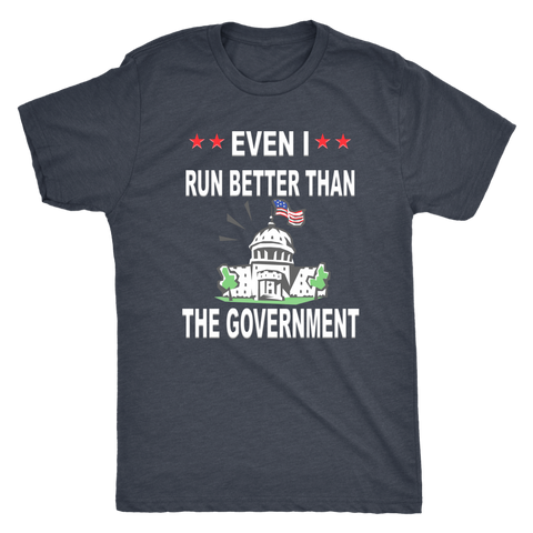 Funny Government T-Shirt