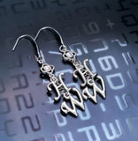 Hotwife Earring Set - Stainless Steel