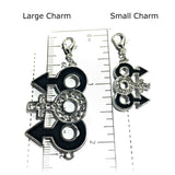Threesome MFM Charm - Large