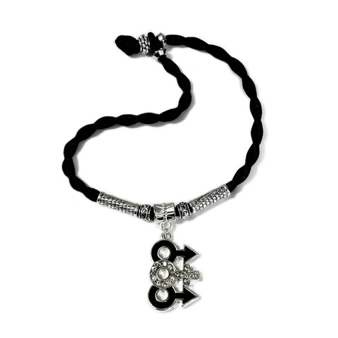 MFM Silk Twist Anklet