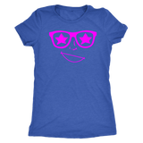Happy Glasses Tank Top and T-Shirt