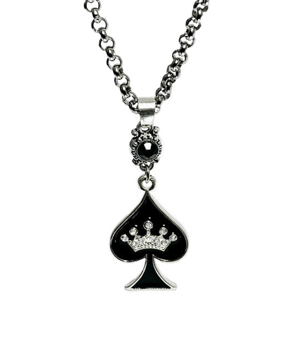 QOS Charm Necklace - Style 1