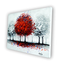 "OLIVIA'S LOFT | Original-Art-under-$100 | ""Red Tree"" 