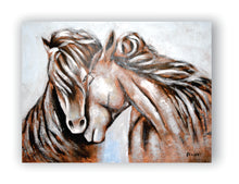 OLIVIA'S LOFT | Affordable_Art | Animal_art | hand_painted_ wall_ art | Horses_Painting | western_art| interior_design_art | room_renovation