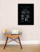 olivia's-loft | maison_charlie | affordable _wall_art | bicycle_patent | bike_art | vintage_art | black_&_white_art | patent_art