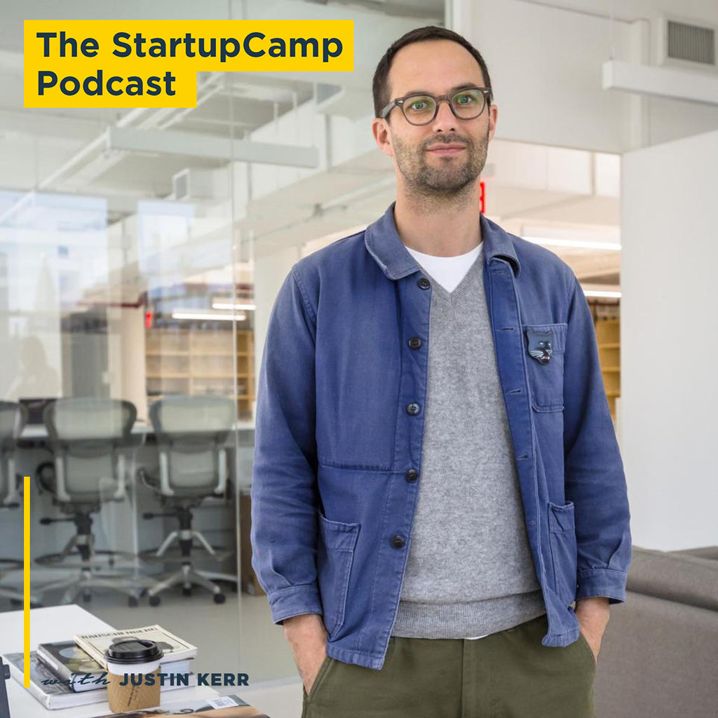 Startup Camp Podcast: Interview w/ Mr Corpo