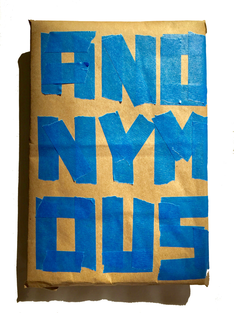 SEND IT ANONYMOUSLY (BOSS BOOK)