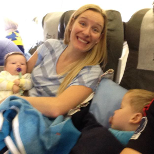 My Tips and Tricks for Flying with an Infant