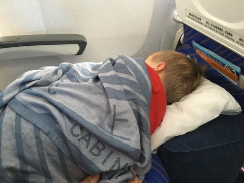 Travel Tots | News | The Must Have Travel Pillow for Kids