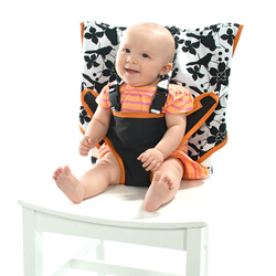 My Little Seat Travel Highchair - Cocoa Snow
