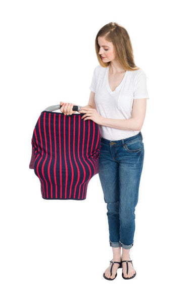 The Mamachic Fly - Scarlett & Sailor Classic Stripes