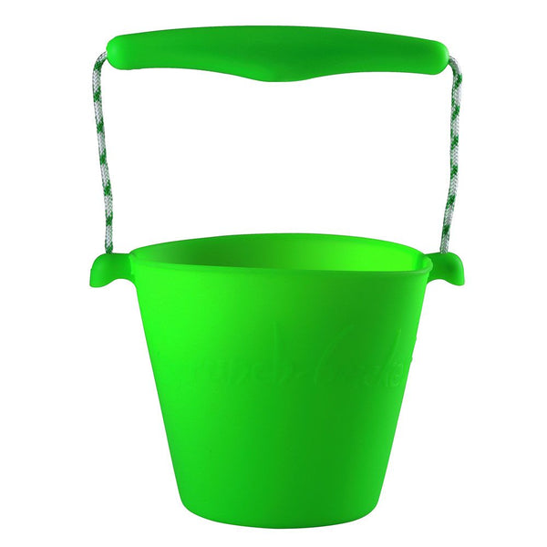 Scrunch Bucket - Lime Green